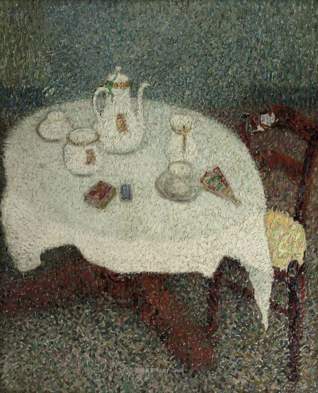 比利时画家 Léon de Smet  莱昂·德·史密特  作品欣赏插图61