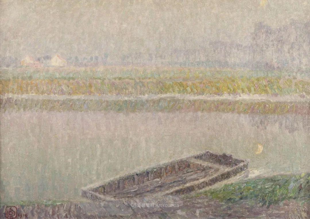 比利时画家 Léon de Smet  莱昂·德·史密特  作品欣赏插图63