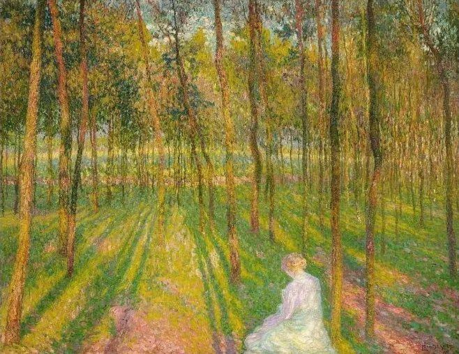 比利时画家 Léon de Smet  莱昂·德·史密特  作品欣赏插图79