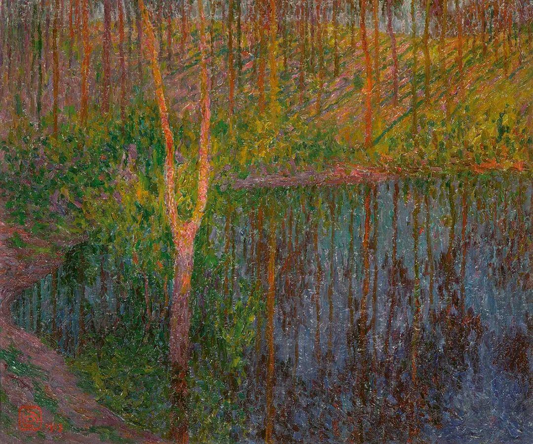 比利时画家 Léon de Smet  莱昂·德·史密特  作品欣赏插图83