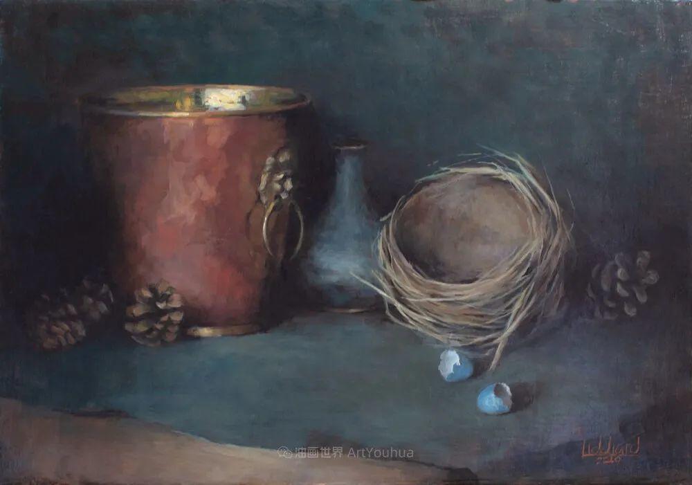 在平凡中寻找卓越,美国女画家凯蒂·利迪亚德插图39