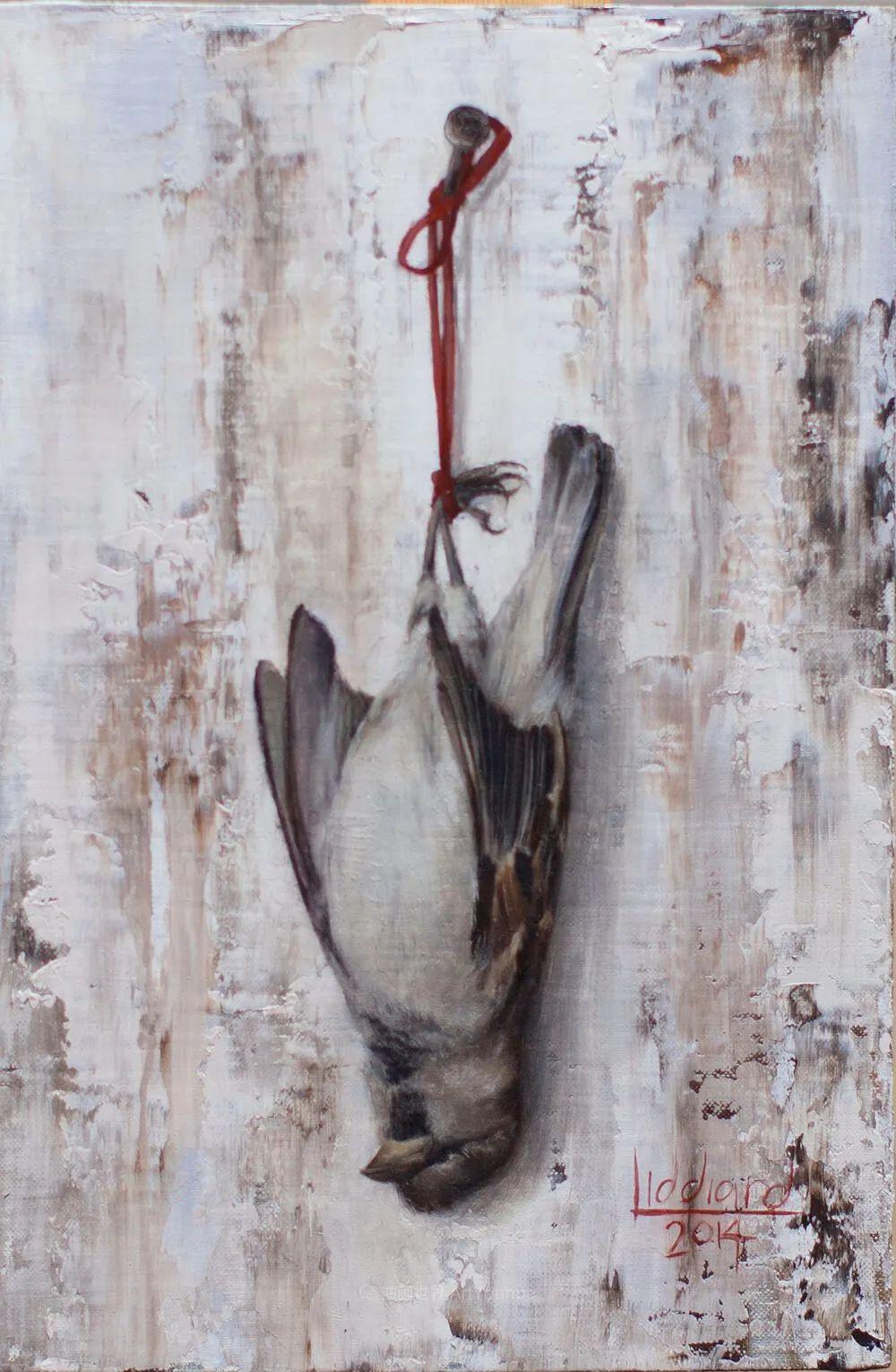 在平凡中寻找卓越,美国女画家凯蒂·利迪亚德插图65