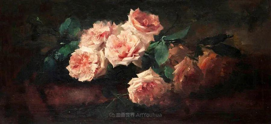 他笔下的粉色月季玫瑰,尤其受人关注!插图119
