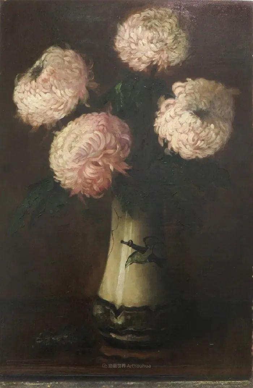 他笔下的粉色月季玫瑰,尤其受人关注!插图145