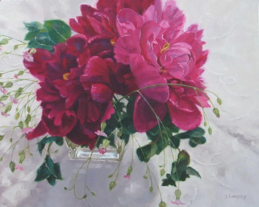 不同视角的花卉与静物插图3