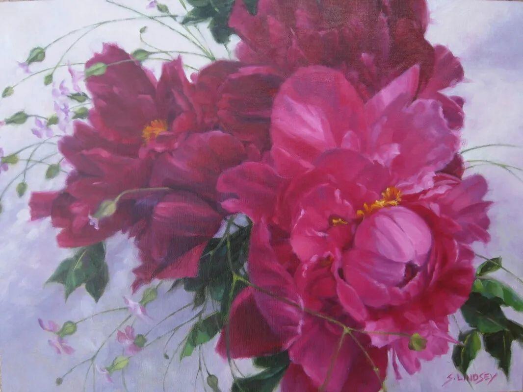 不同视角的花卉与静物插图5