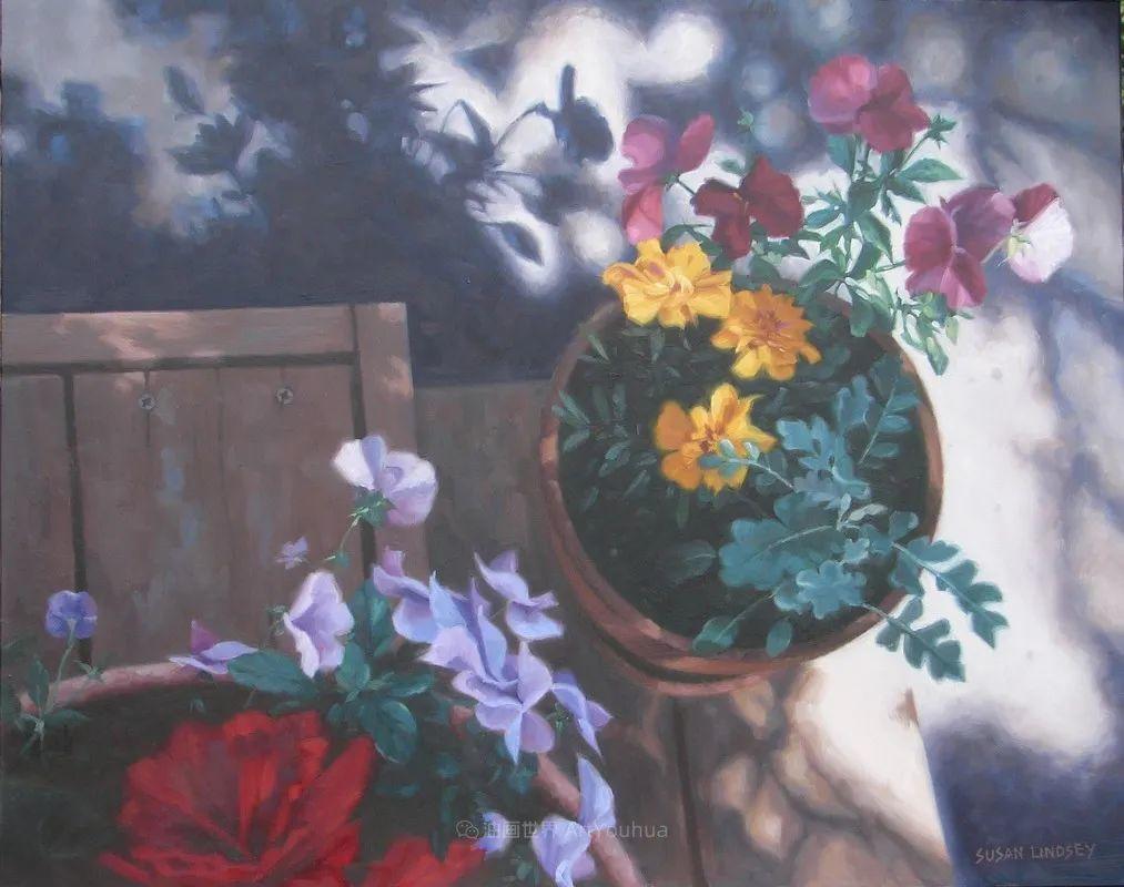不同视角的花卉与静物插图9