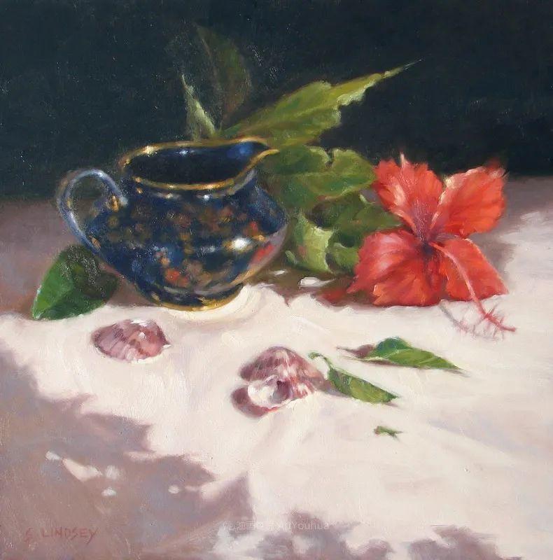 不同视角的花卉与静物插图11