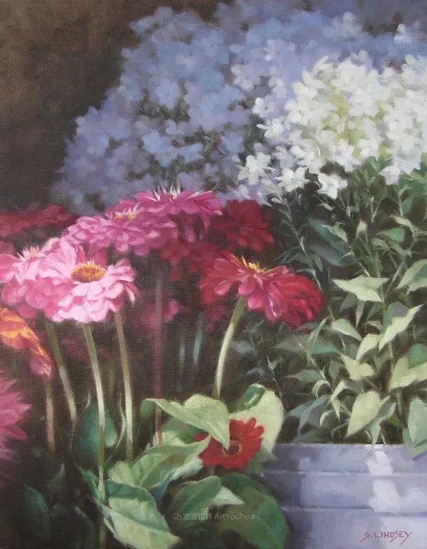 不同视角的花卉与静物插图21