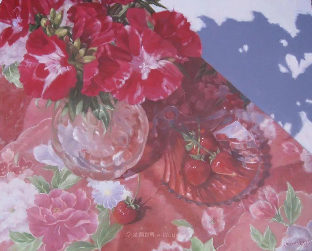 不同视角的花卉与静物插图55