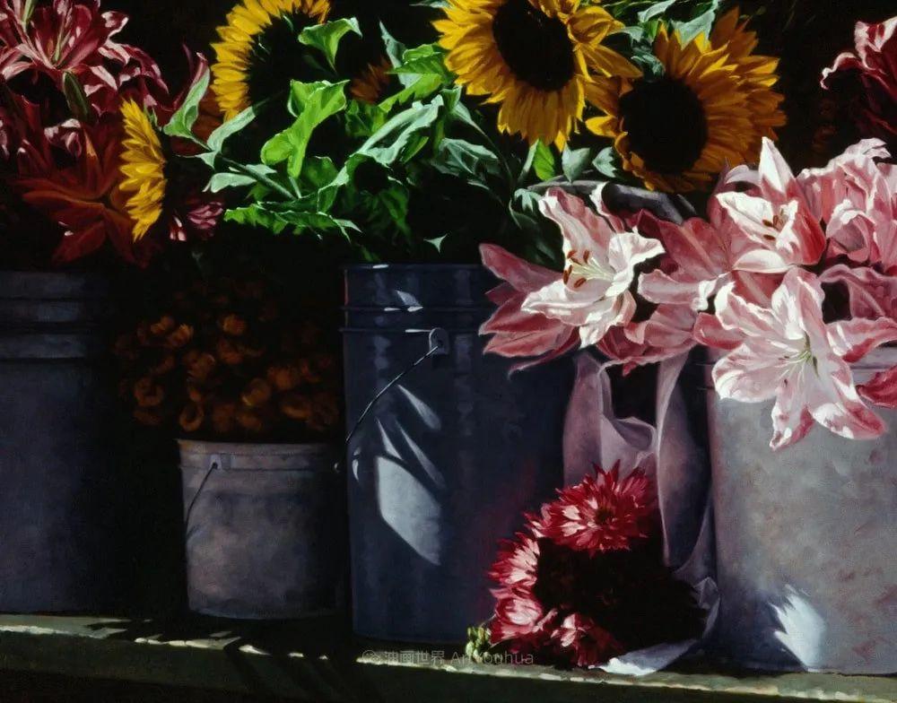 不同视角的花卉与静物插图65
