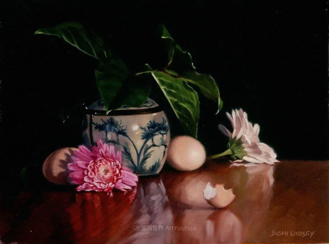 不同视角的花卉与静物插图69