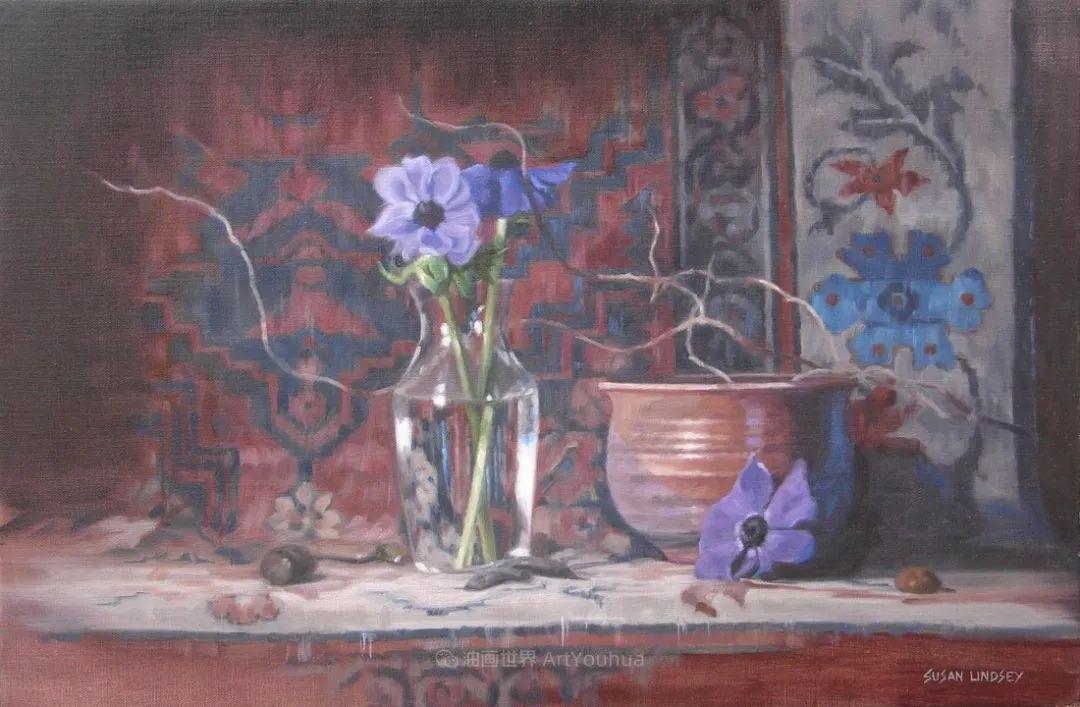 不同视角的花卉与静物插图79