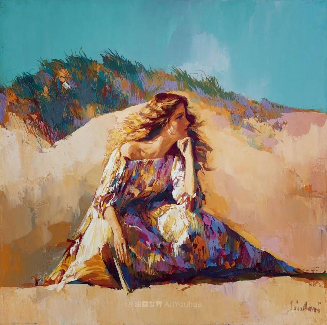 意大利画家尼古拉·辛巴里作品: 色块之美插图17