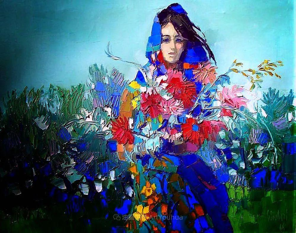意大利画家尼古拉·辛巴里作品: 色块之美插图43