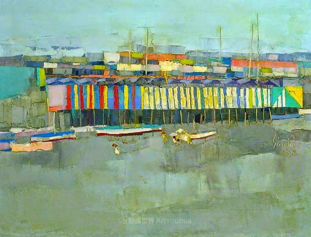 意大利画家尼古拉·辛巴里作品: 色块之美插图55