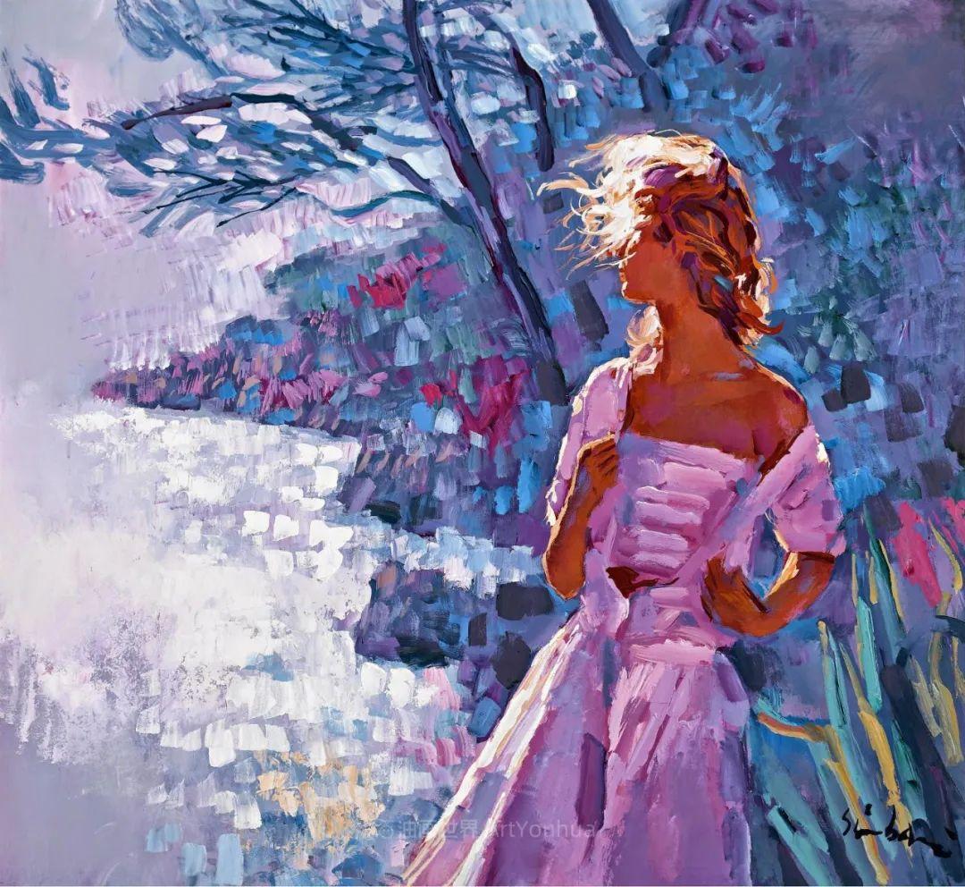 意大利画家尼古拉·辛巴里作品: 色块之美插图59
