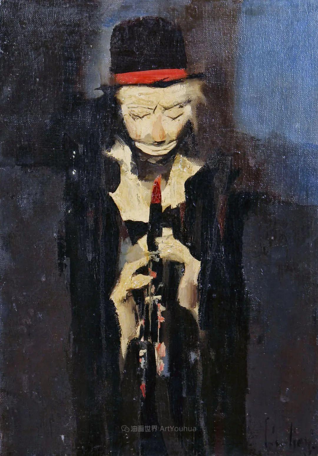 意大利画家尼古拉·辛巴里作品: 色块之美插图95
