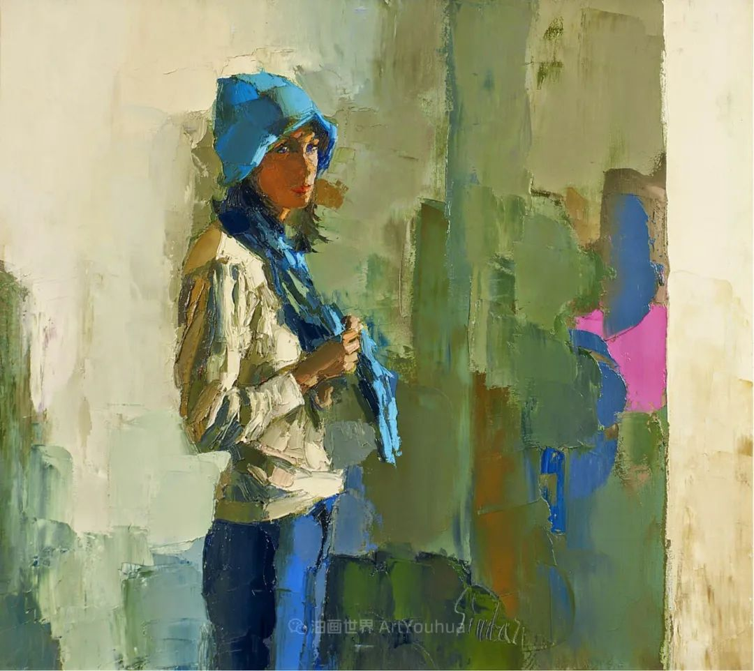 意大利画家尼古拉·辛巴里作品: 色块之美插图97