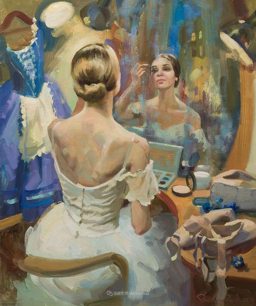 轻盈优雅的芭蕾舞插图35
