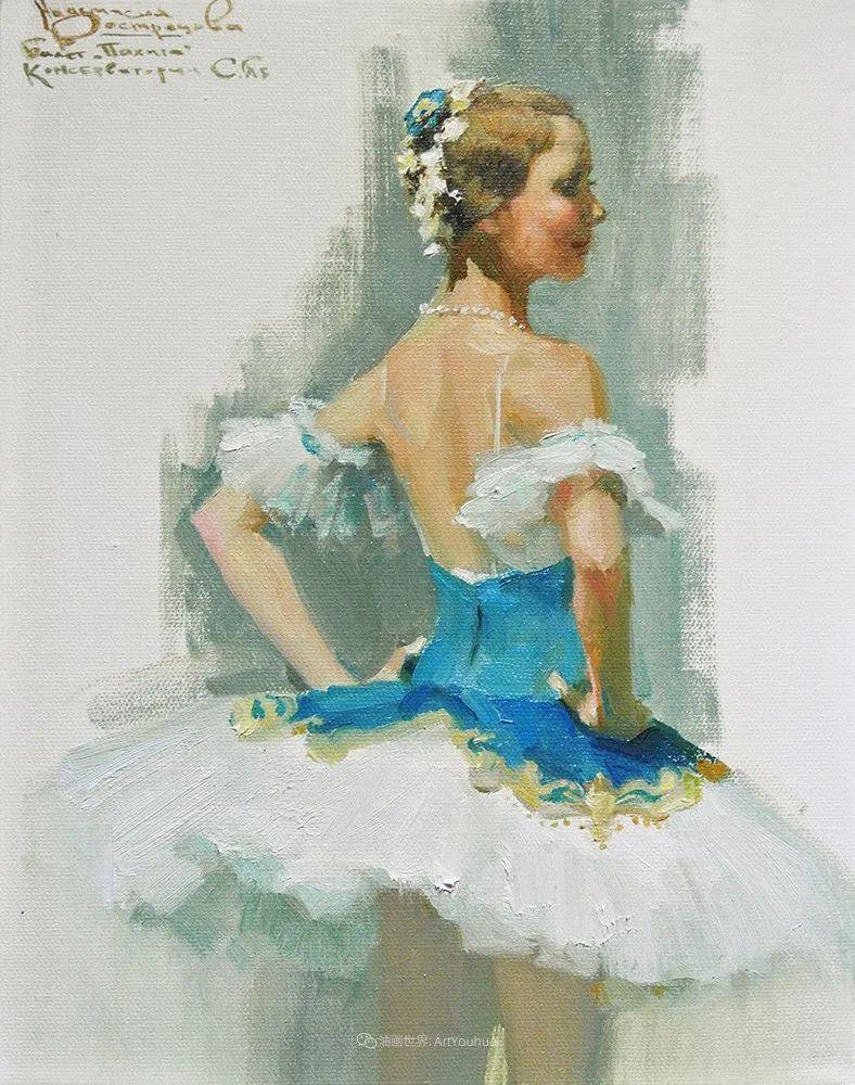 轻盈优雅的芭蕾舞插图111