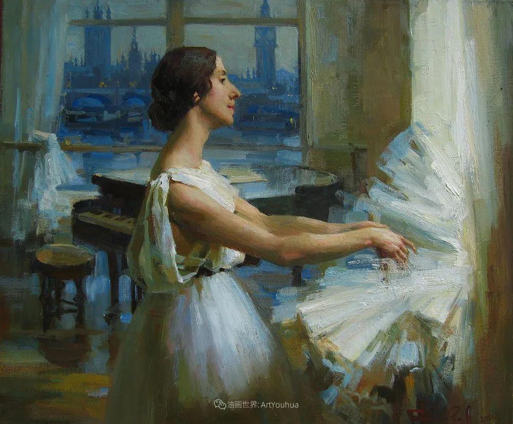 轻盈优雅的芭蕾舞插图113