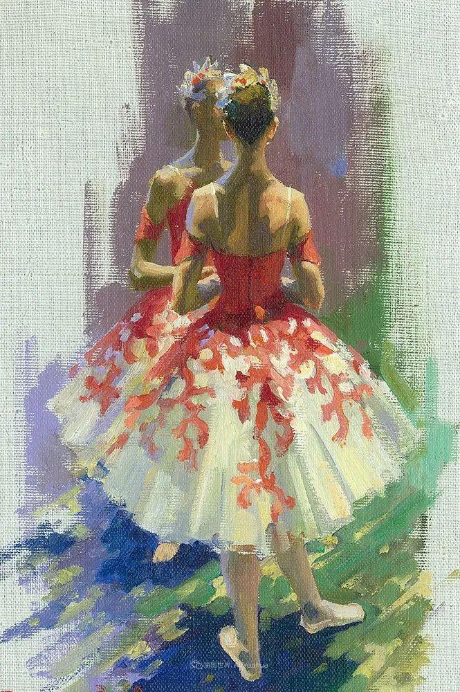 轻盈优雅的芭蕾舞插图143