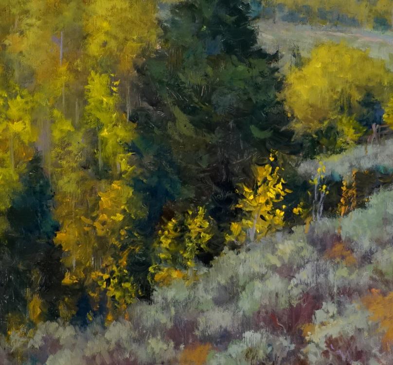 笔触多变,色彩清新,超美的高清风景!插图63