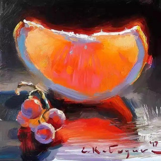 晶莹剔透的水果与茶具,让人眼前一亮!插图11