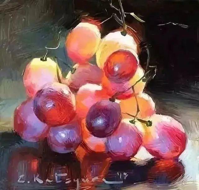 晶莹剔透的水果与茶具,让人眼前一亮!插图13