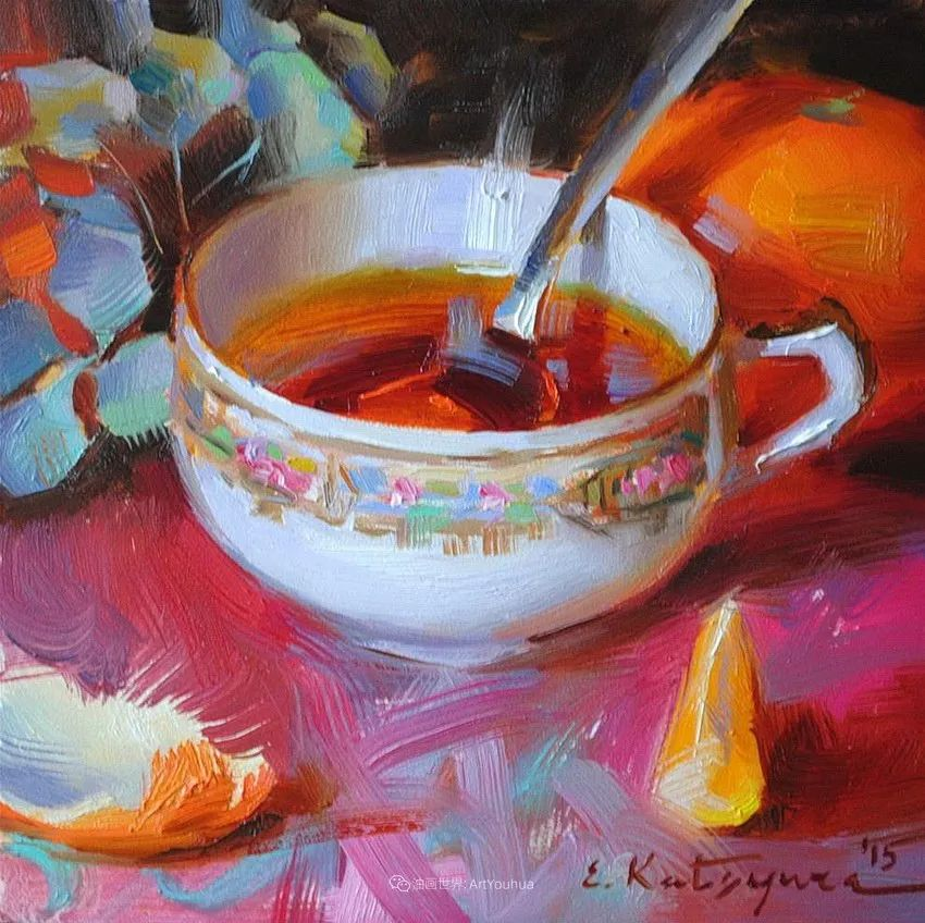 晶莹剔透的水果与茶具,让人眼前一亮!插图15