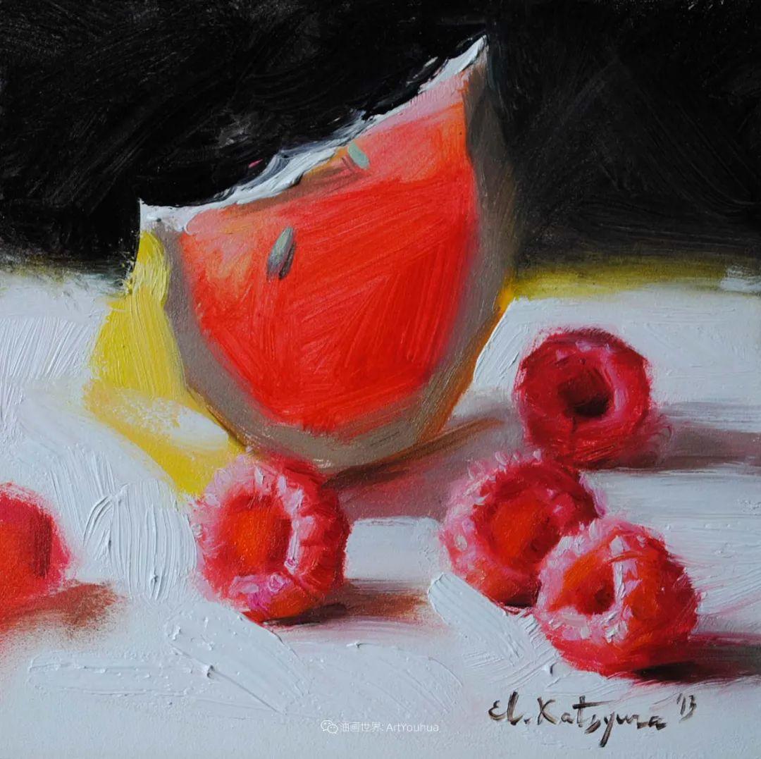 晶莹剔透的水果与茶具,让人眼前一亮!插图23