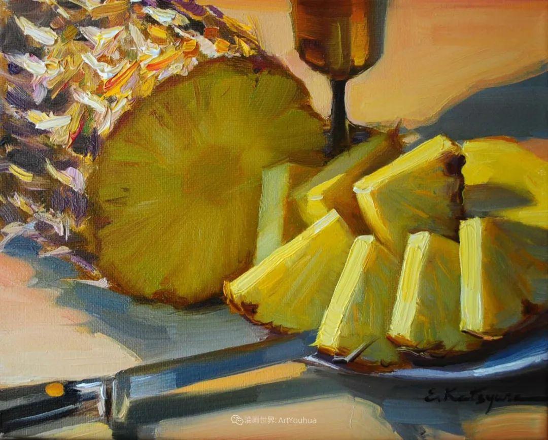 晶莹剔透的水果与茶具,让人眼前一亮!插图25