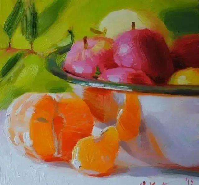 晶莹剔透的水果与茶具,让人眼前一亮!插图29