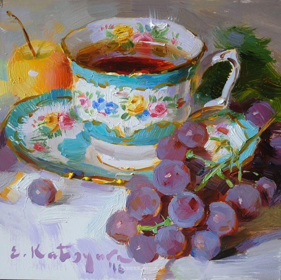 晶莹剔透的水果与茶具,让人眼前一亮!插图33