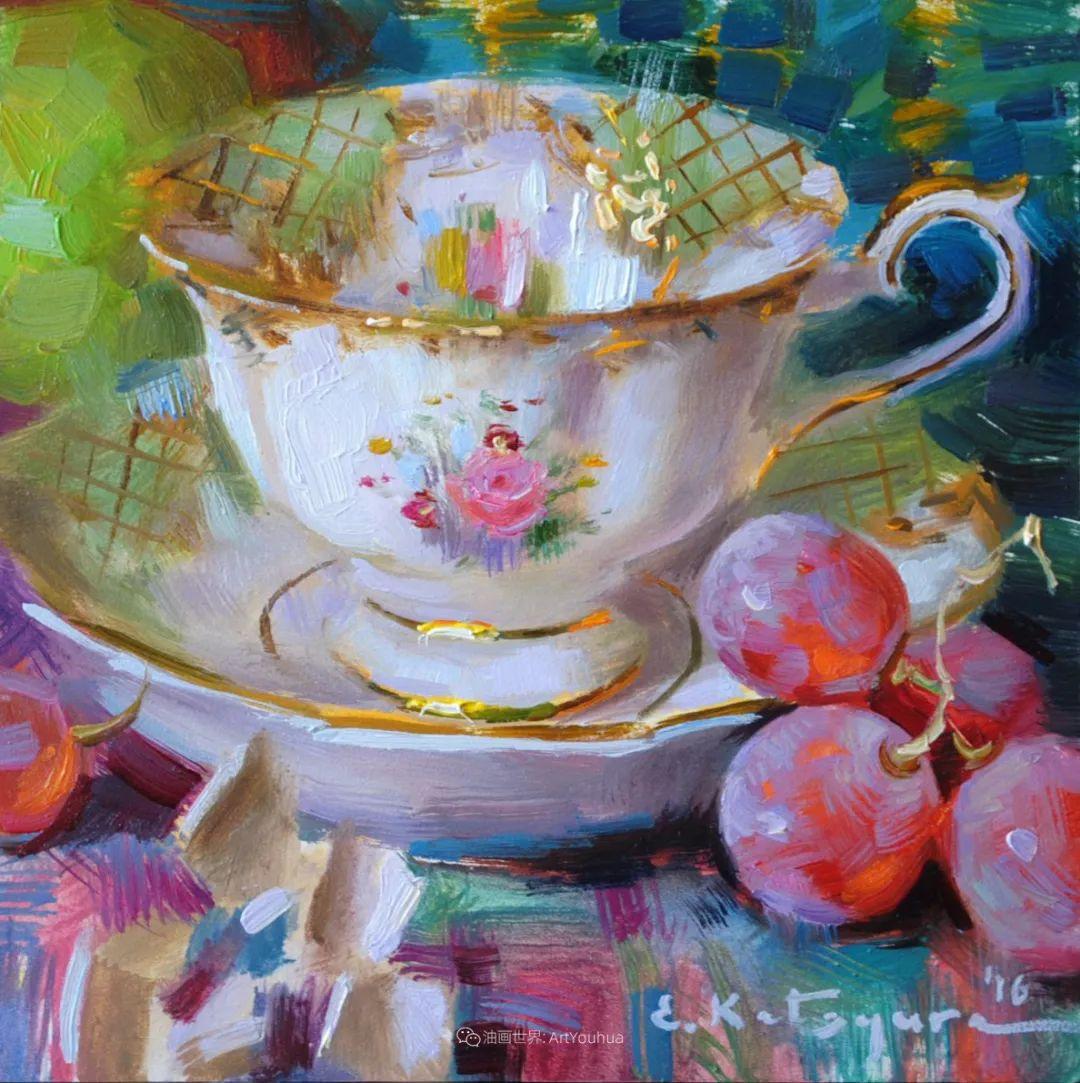晶莹剔透的水果与茶具,让人眼前一亮!插图37