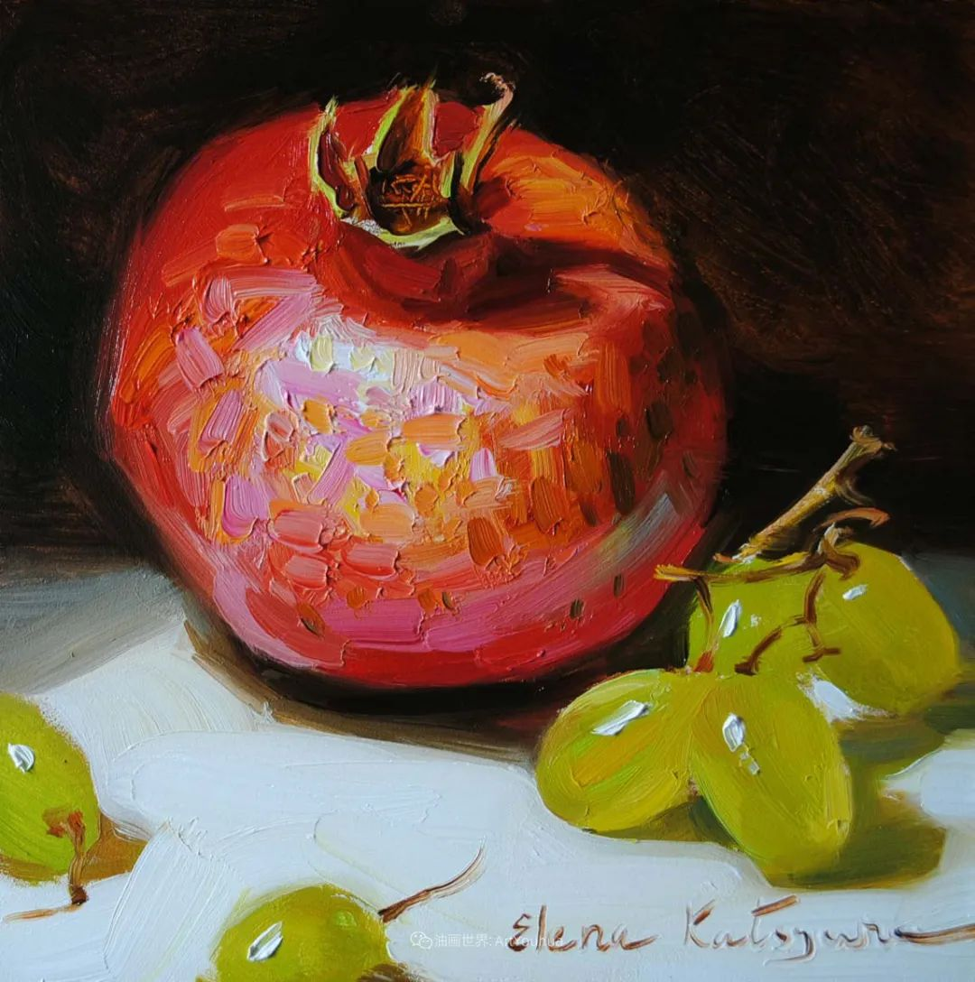 晶莹剔透的水果与茶具,让人眼前一亮!插图41