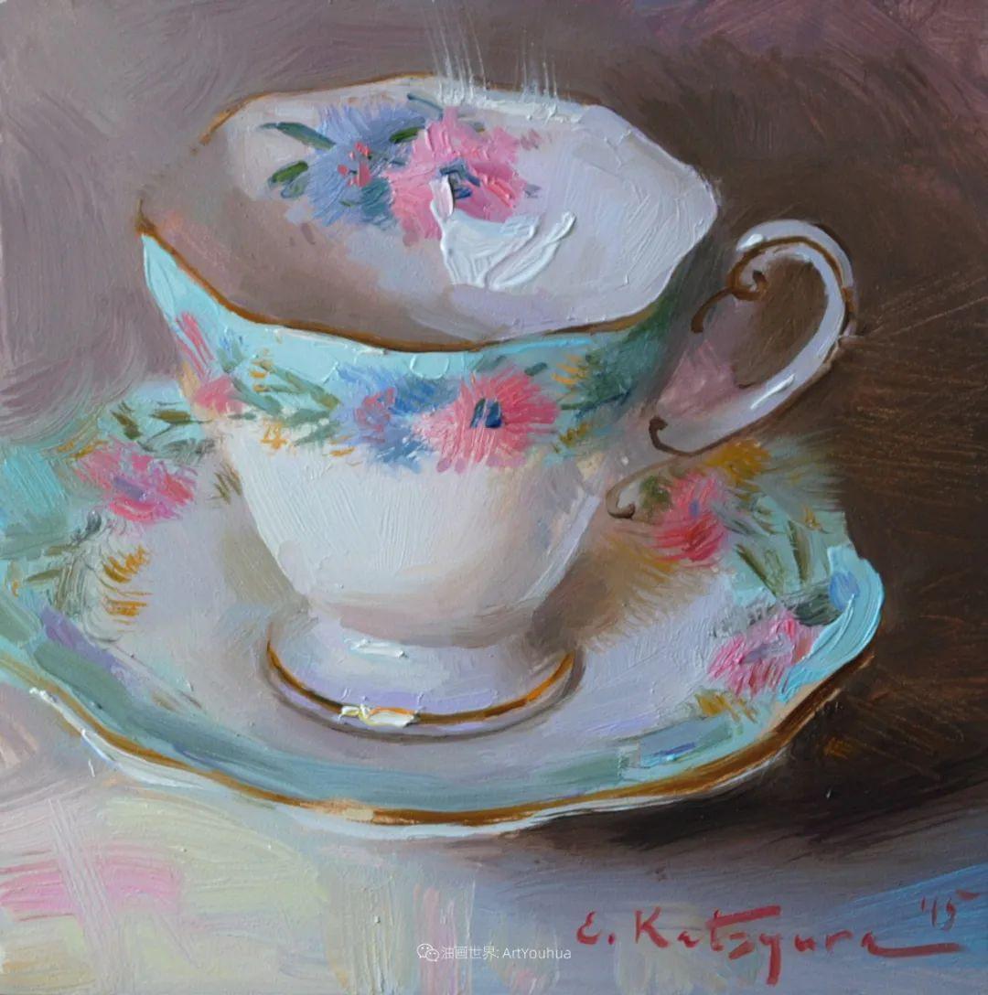 晶莹剔透的水果与茶具,让人眼前一亮!插图63