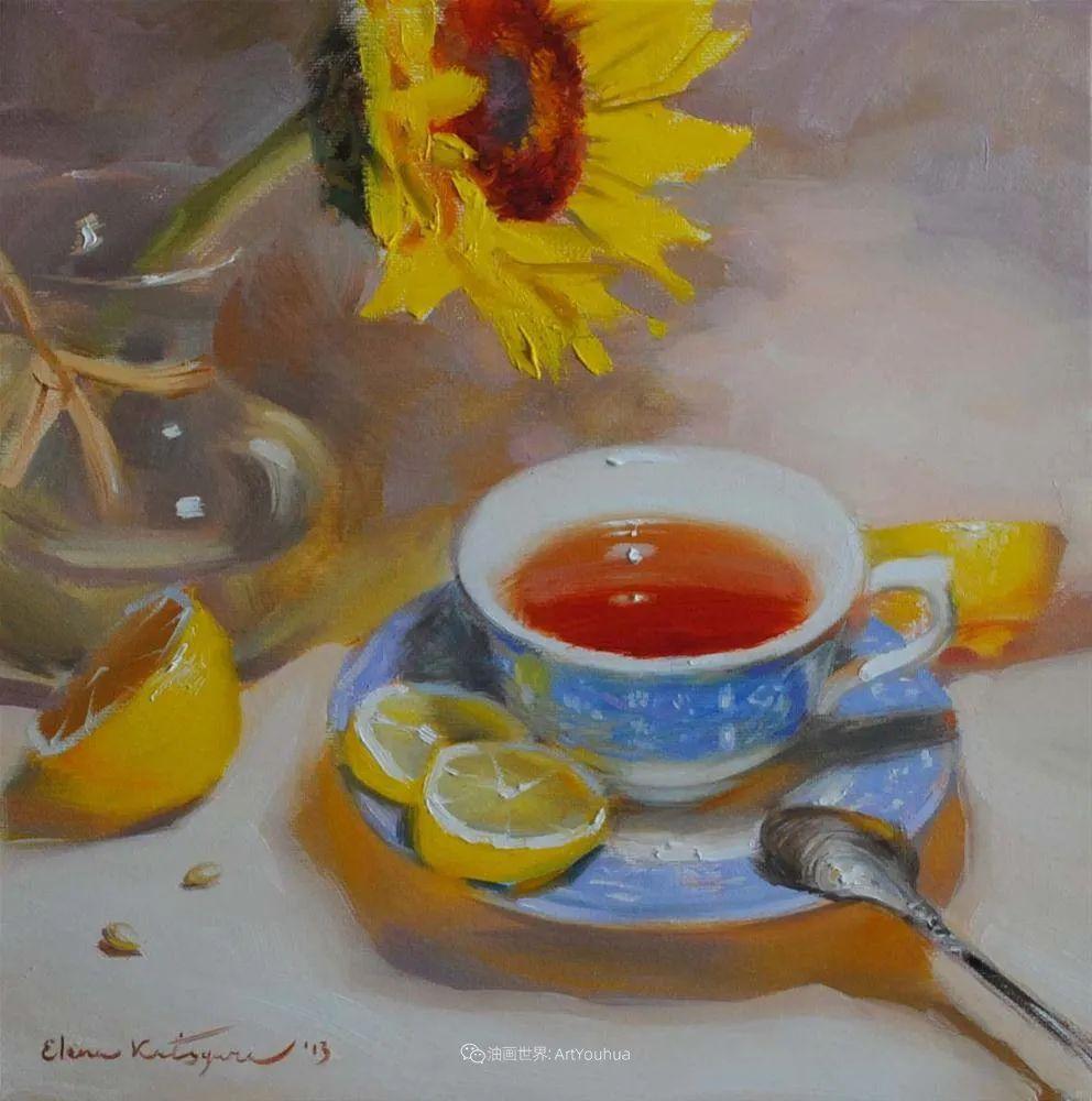 晶莹剔透的水果与茶具,让人眼前一亮!插图65
