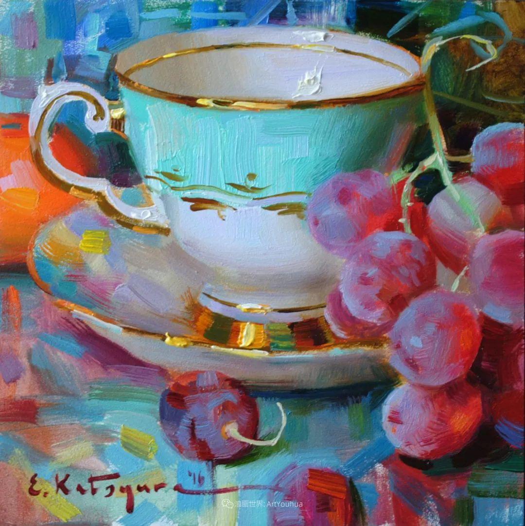 晶莹剔透的水果与茶具,让人眼前一亮!插图67