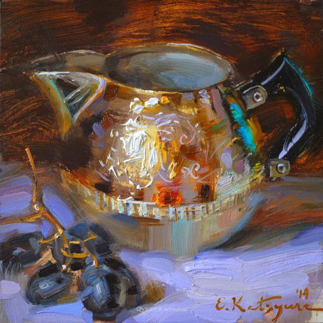 晶莹剔透的水果与茶具,让人眼前一亮!插图69