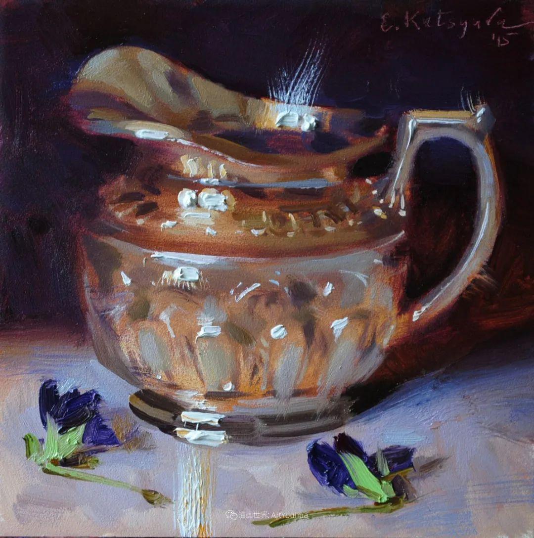 晶莹剔透的水果与茶具,让人眼前一亮!插图73