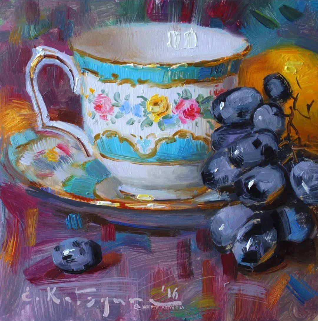 晶莹剔透的水果与茶具,让人眼前一亮!插图75