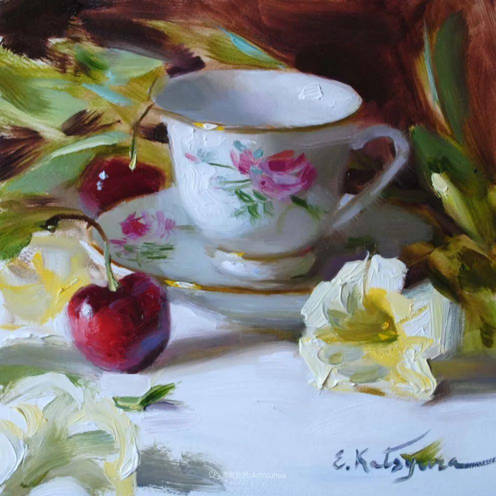 晶莹剔透的水果与茶具,让人眼前一亮!插图79