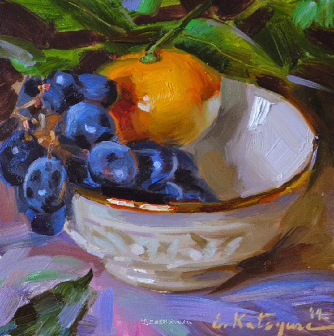 晶莹剔透的水果与茶具,让人眼前一亮!插图81