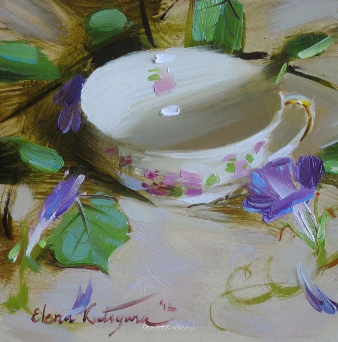 晶莹剔透的水果与茶具,让人眼前一亮!插图87