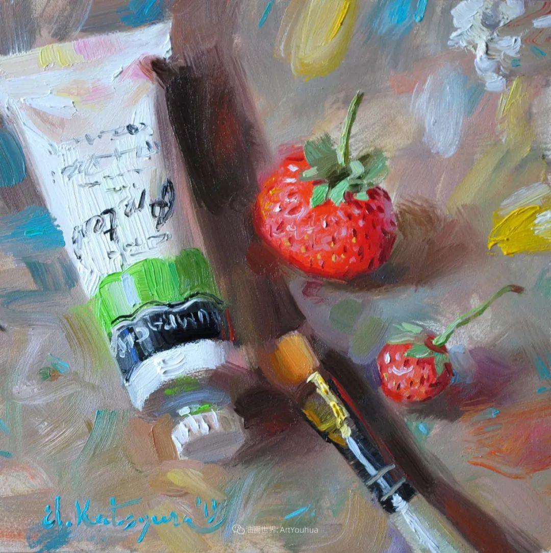 晶莹剔透的水果与茶具,让人眼前一亮!插图91