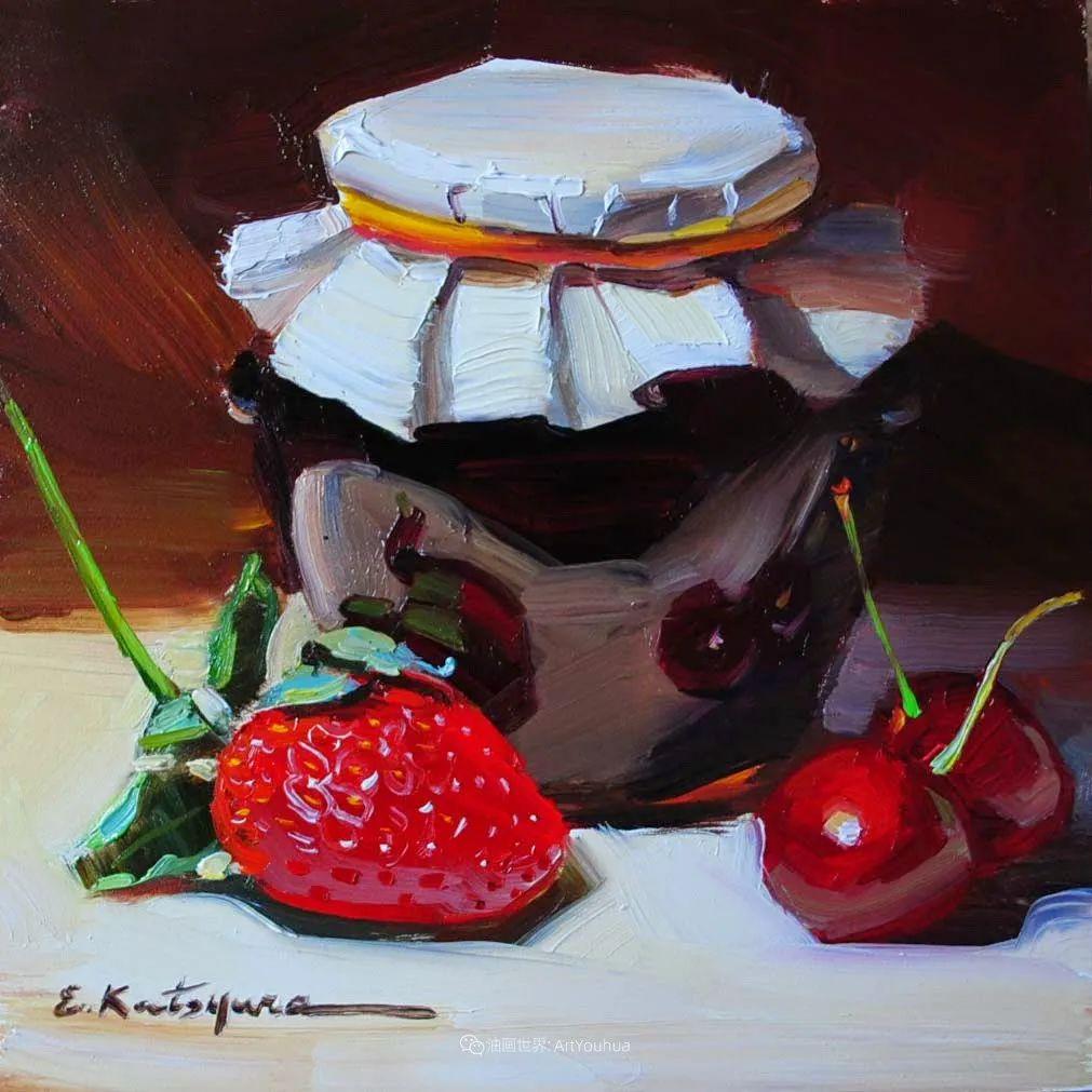 晶莹剔透的水果与茶具,让人眼前一亮!插图93