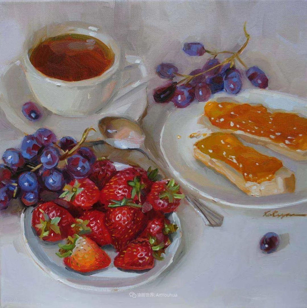 晶莹剔透的水果与茶具,让人眼前一亮!插图105