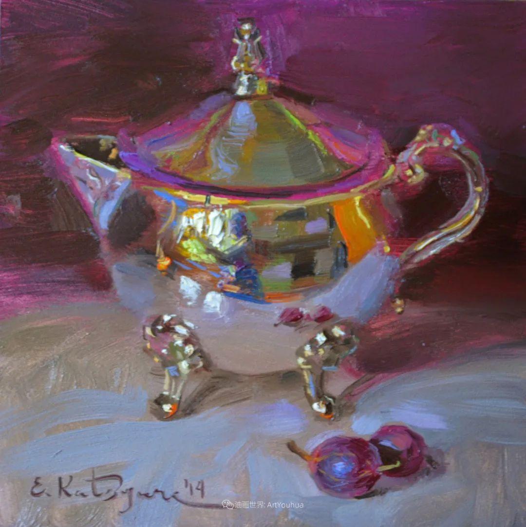 晶莹剔透的水果与茶具,让人眼前一亮!插图117